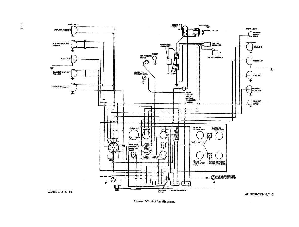Figure 1-3  Wiring Diagram