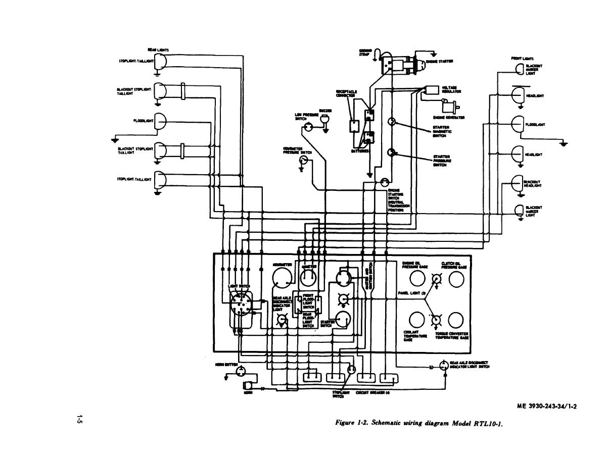 hyster alternator wiring diagram massey ferguson