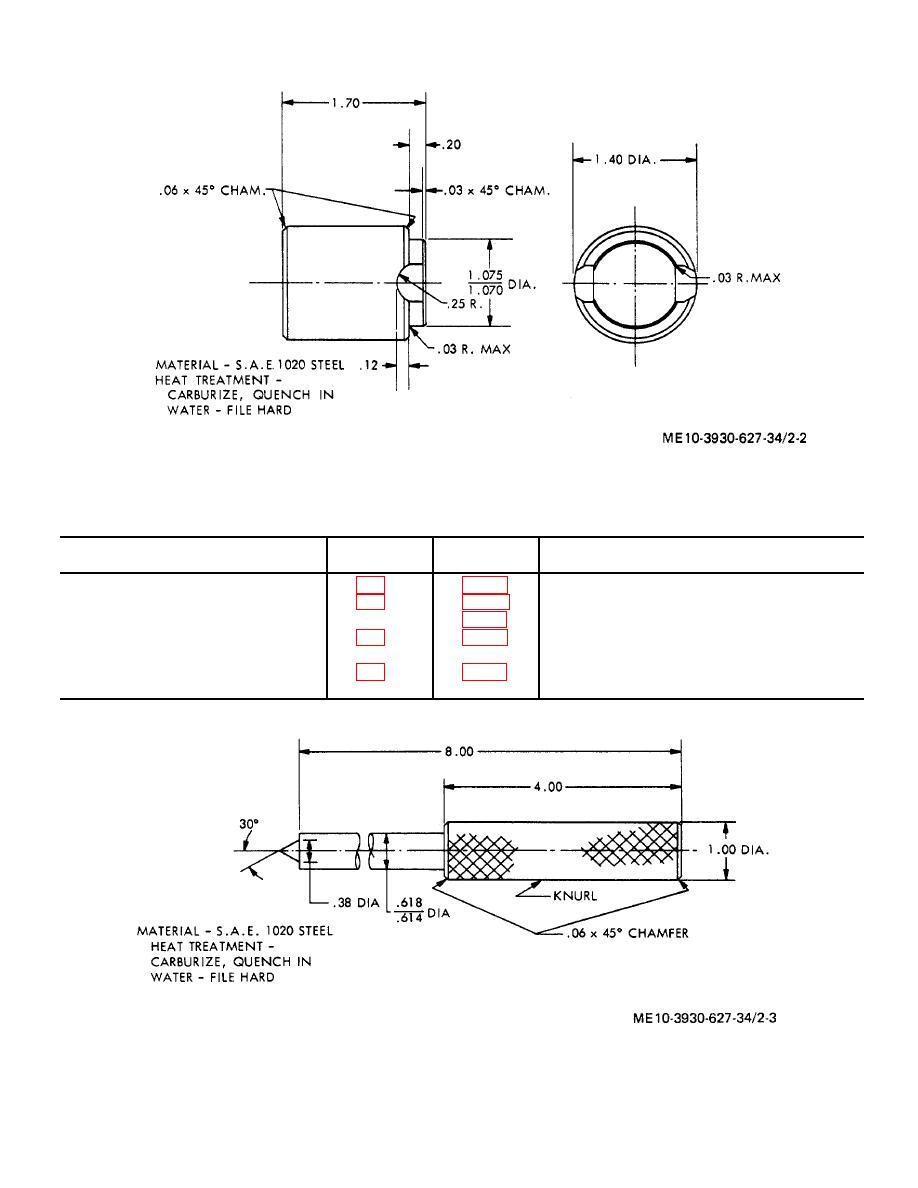 figure 2 2 thrust bearing retainer construction details army aircraft maintenance manual Aviation Maintenance Logos