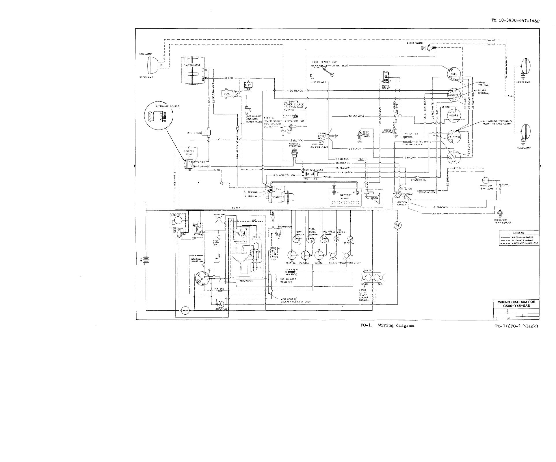 96 Altima Distributor Wiring Diagram Great Design Of Mallory Electronic Ignition Free Engine Image For User Unilite
